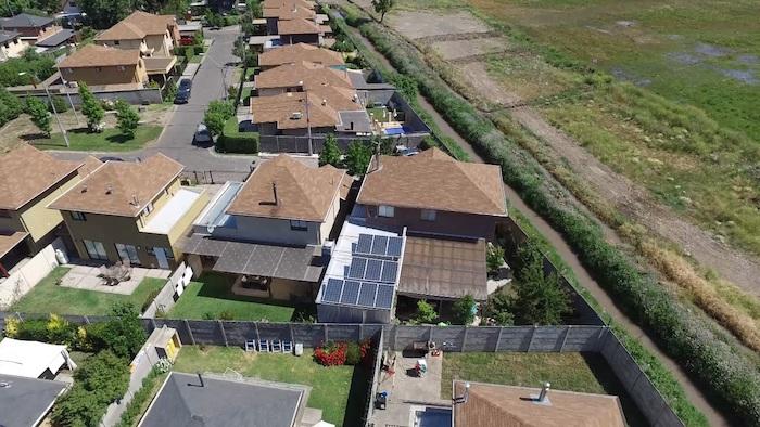 Energía fotovoltaica llega a hogares con el apoyo de Kipus Solar