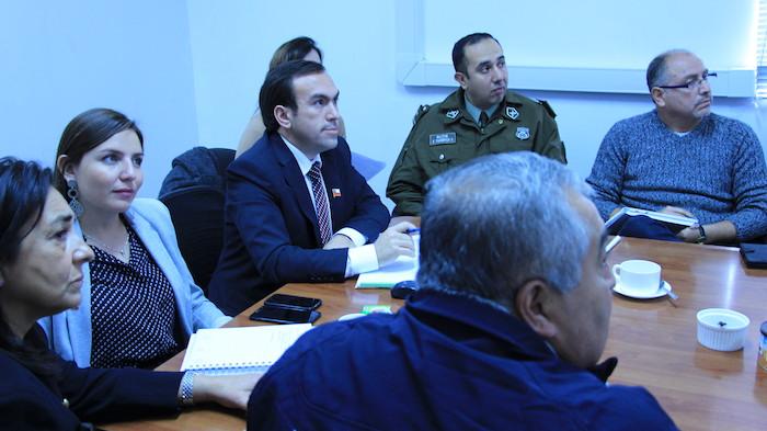 Gobernador de Talca anuncia refuerzo policial en centro de Talca