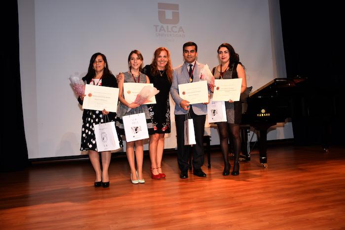 UTALCA graduó a los primeros magísteres en Odontogeriatría de Latinoamérica