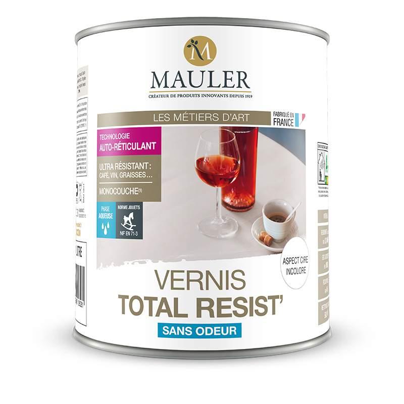 total resist mauler