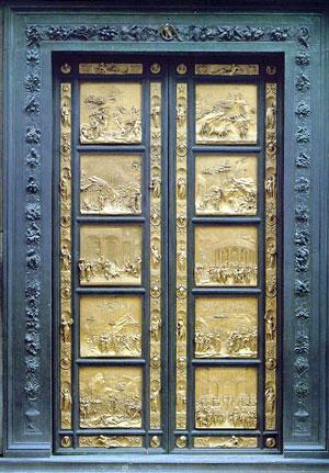 Maureen Mullarkey Ghibertis doors Gates of Paradise culture industry