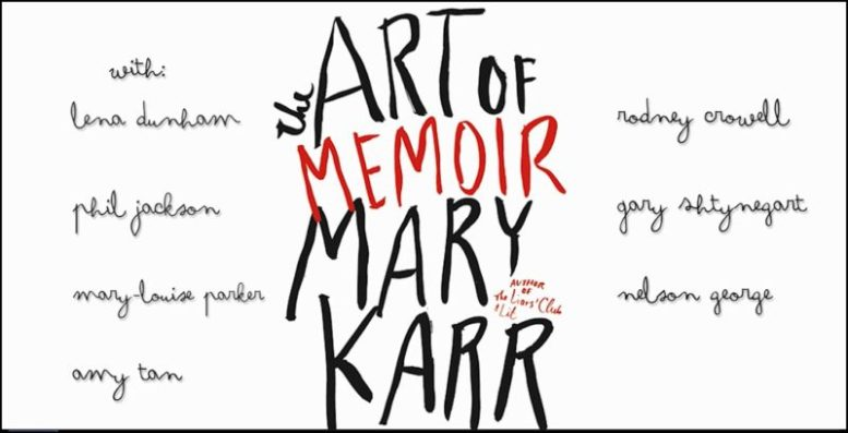 Art of Memoir book cover