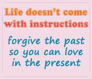 learn to forgive
