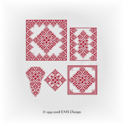 Free Cross Stitch Patterns By EMS Design The Free Pattern