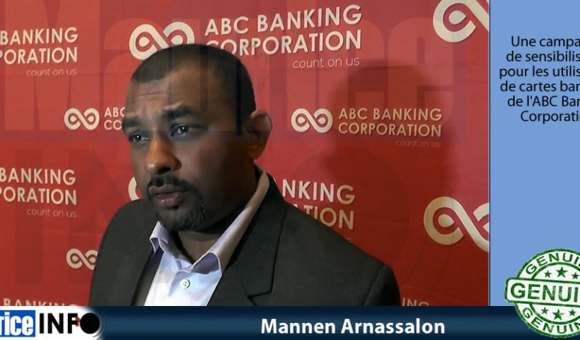Mannen Arnassalon - ABC Banking Corporation