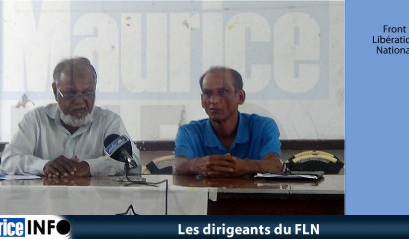 Les dirigeants du FLN