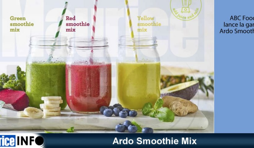 Ardo Smoothie Mix