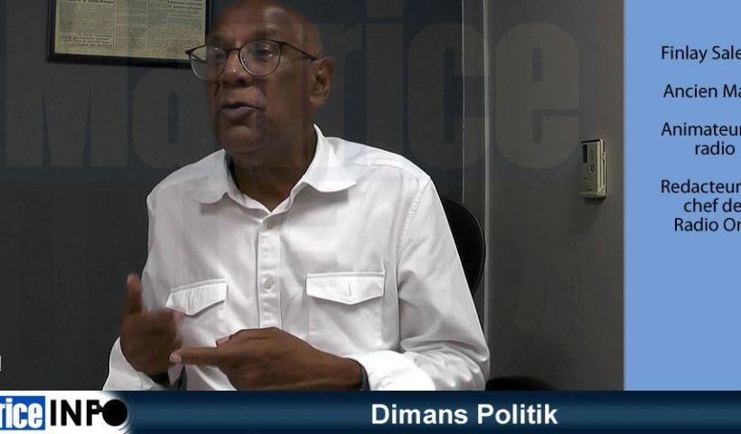 Dimans Politik de Finlay Salesse
