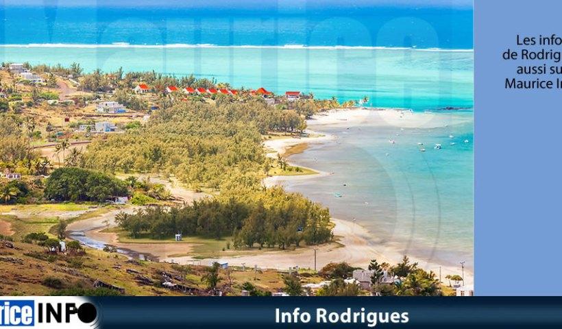 Infos de Rodrigues