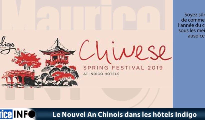 Le Nouvel An Chinois dans les hôtels Indigo