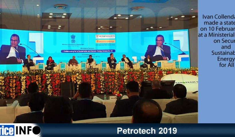 Petrotech 2019