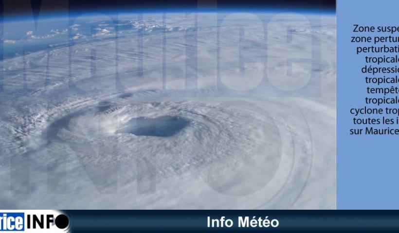 Info Météo - Cyclone