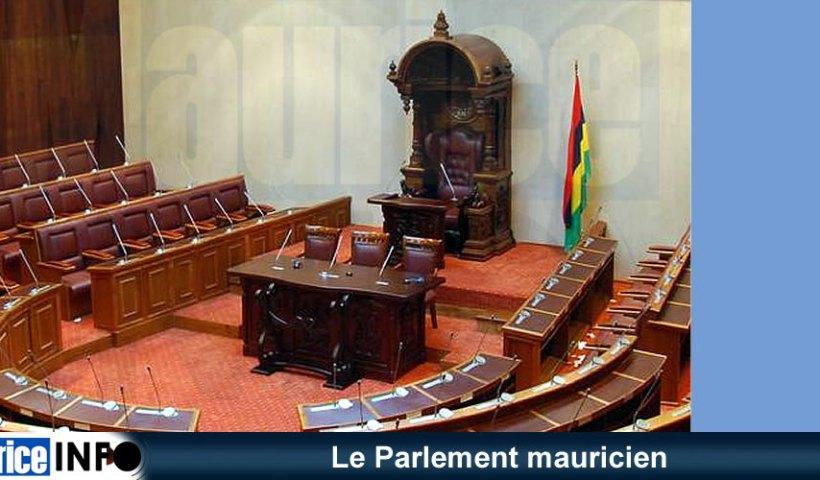 Le Parlement mauricien