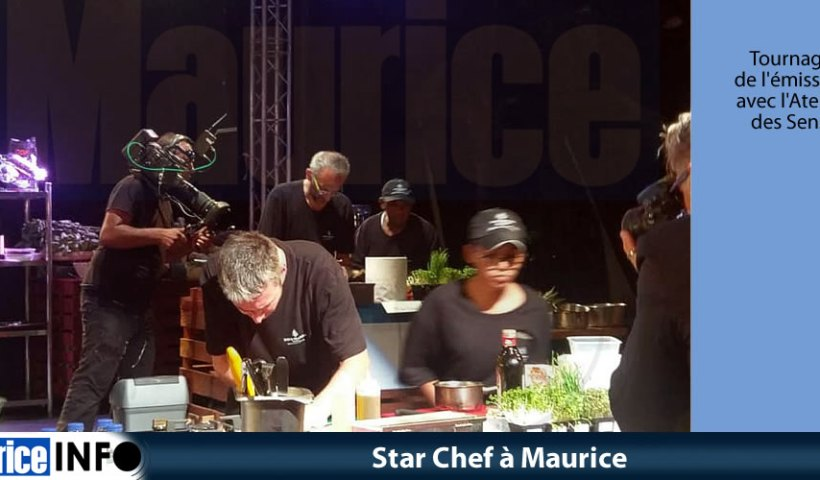 Star Chef à Maurice