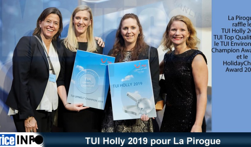 TUI Holly 2019 pour La Pirogue
