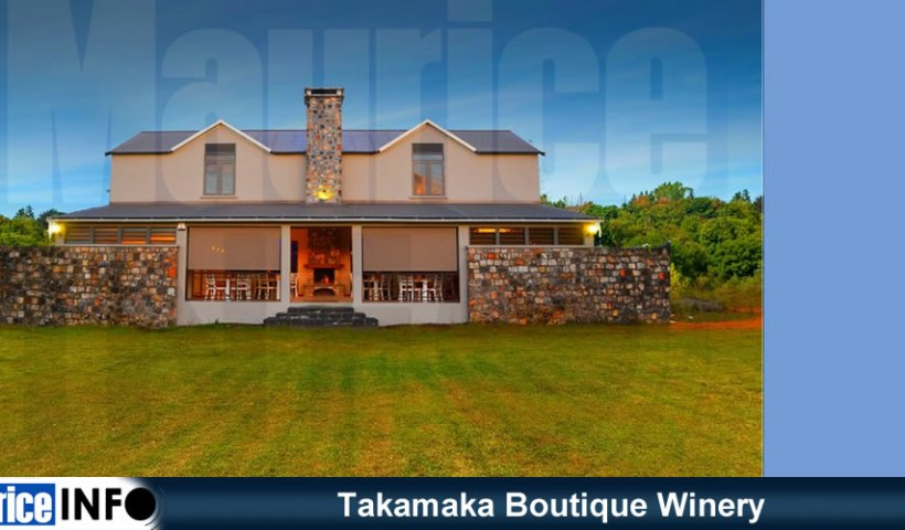 Takamaka Boutique Winery
