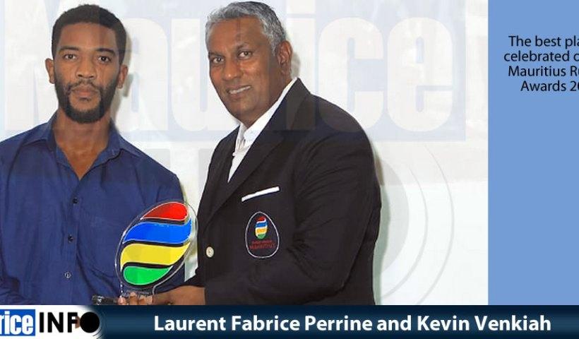 Laurent Fabrice Perrine and Kevin Venkiah.