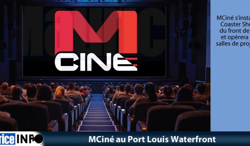 MCiné au Port Louis Waterfront