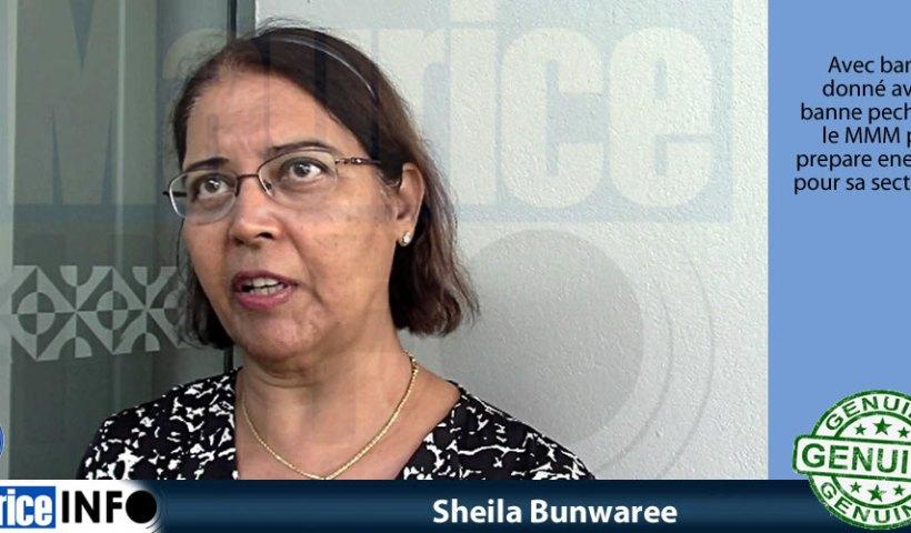 Sheila Bunwaree a dit