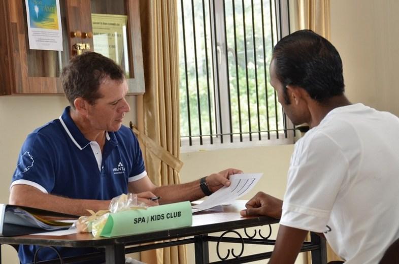 Anantara Mauritius Job Fair