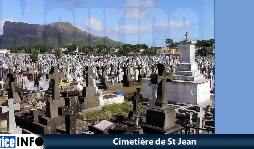 Cimetière de St Jean