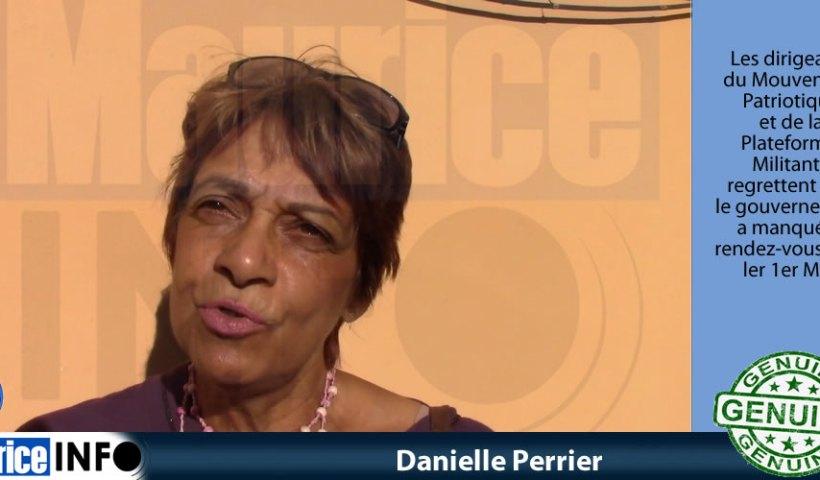 Danielle Perrier a dit