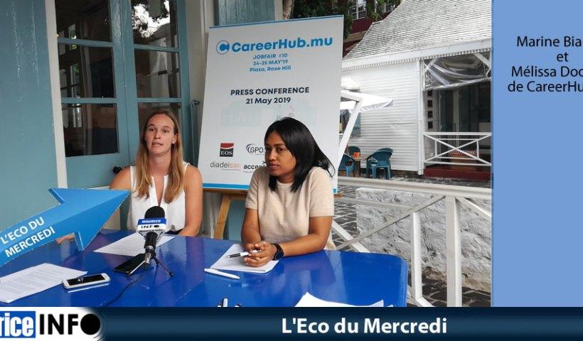 L'Eco du Mercredi - Marine Biarnes et Mélissa Doolaub
