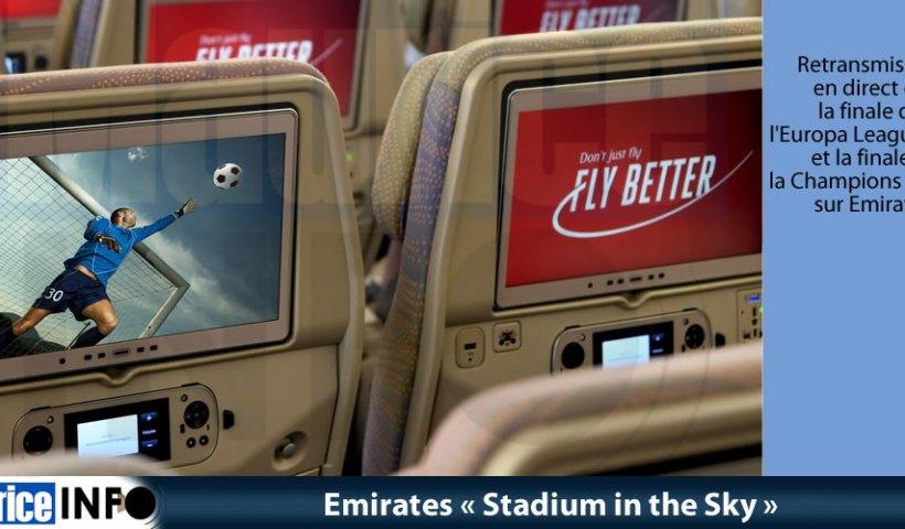 Emirates Stadium in the Sky