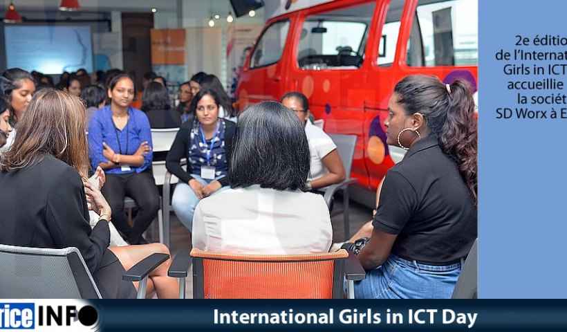 International Girls in ICT Day