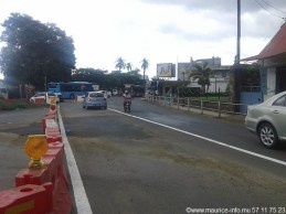 Nouveau schéma routier à Beau Bassin