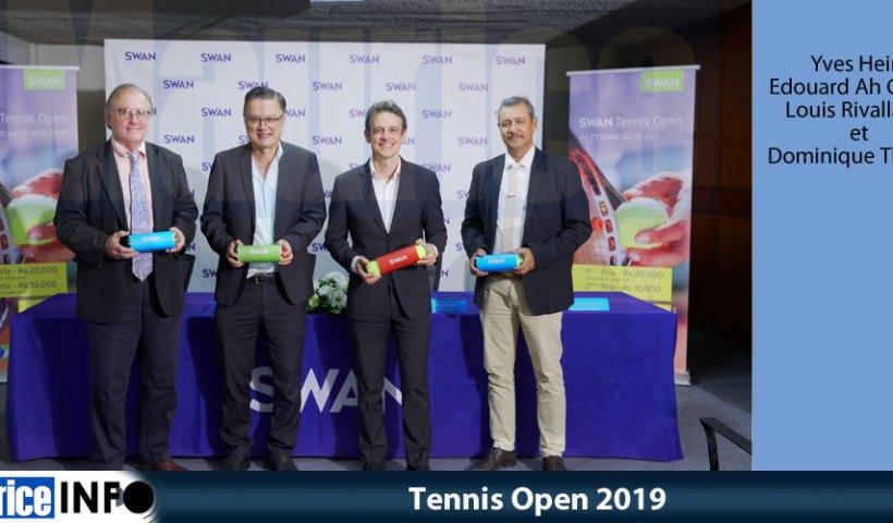 Tennis Open 2019