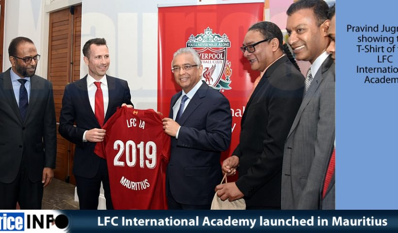 LFC International Academy launched in Mauritius