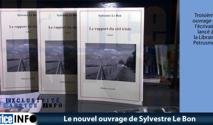 Le nouvel ouvrage de Sylvestre Le Bon