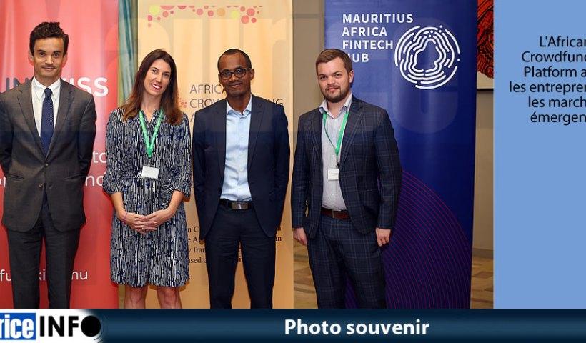 Photo souvenir African Crowdfunding Platform