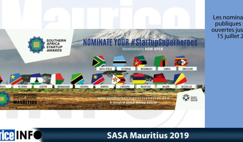 SASA Mauritius 2019