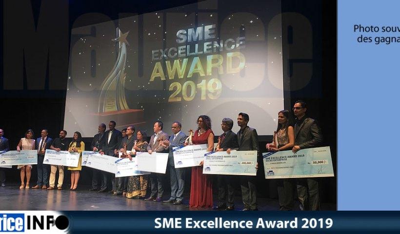 SME Excellence Award 2019