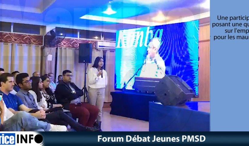 Forum Débat Jeunes PMSD