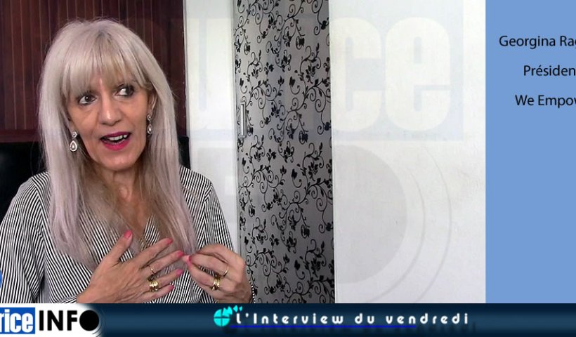 Interview du Vendredi de Georgina Ragaven