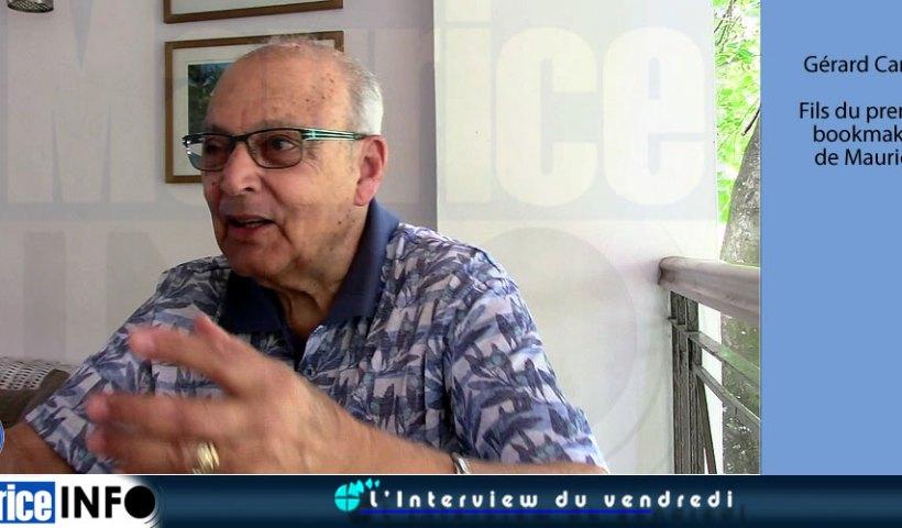 L'Interview du vendredi de Gérard Carver