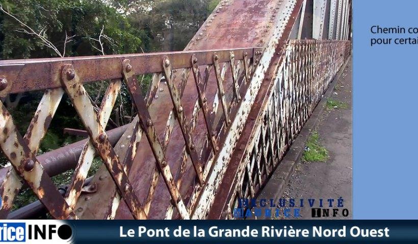 Le Pont de la Grande Rivière Nord Ouest