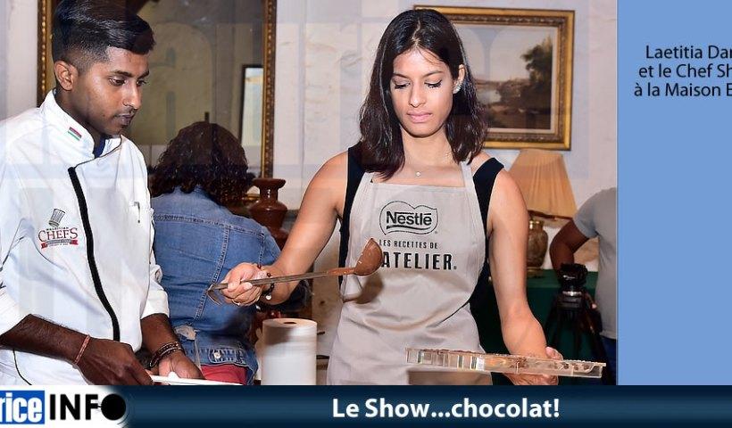 Le Show...chocolat!