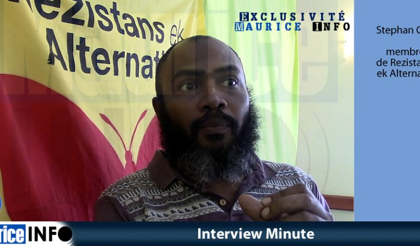 Interview Minute Stephan Gua