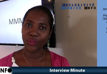 Interview Minute de Jenny Adibero