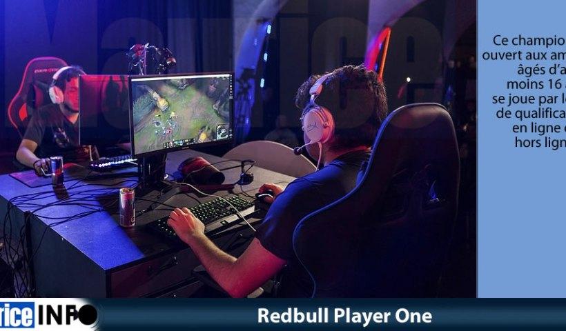 Redbull Player One
