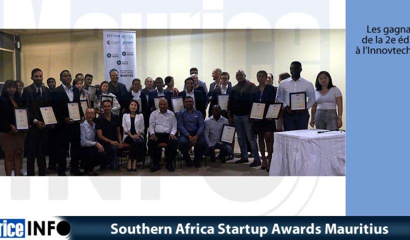 Southern Africa Startup Awards Mauritius