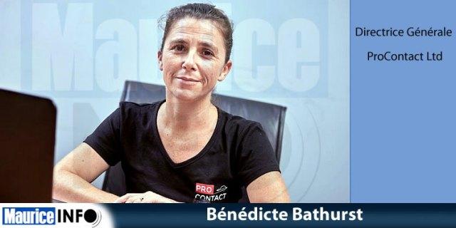Bénédicte Bathurst nommée Directrice Générale de ProContact Ltd