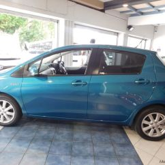 Toyota Yaris Trd Matic Harga All New Kijang Innova Bekas Used Hybrid Blue Green 2013