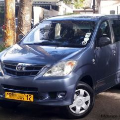 Reset Alarm Grand New Avanza Oli Toyota Used | 2012 For Sale Curepipe ...
