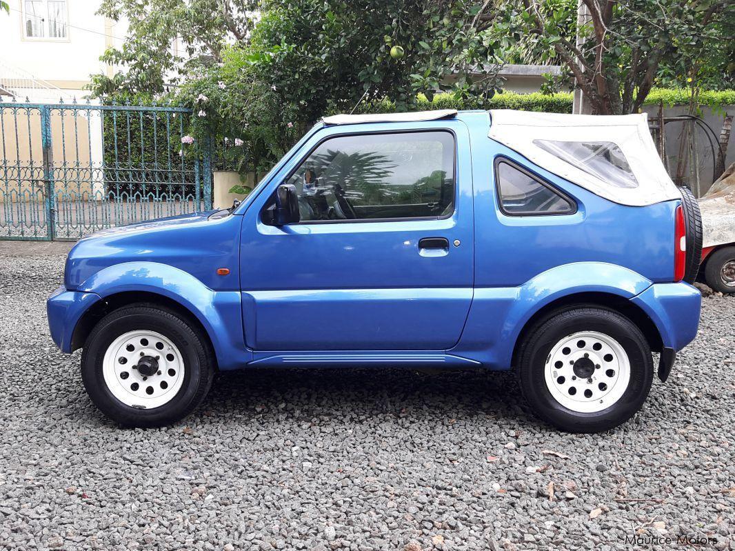 Used Suzuki Jimny | 2001 Jimny for sale | Pamplemousses Suzuki Jimny sales | Suzuki Jimny Price Rs 200.000 | Used cars