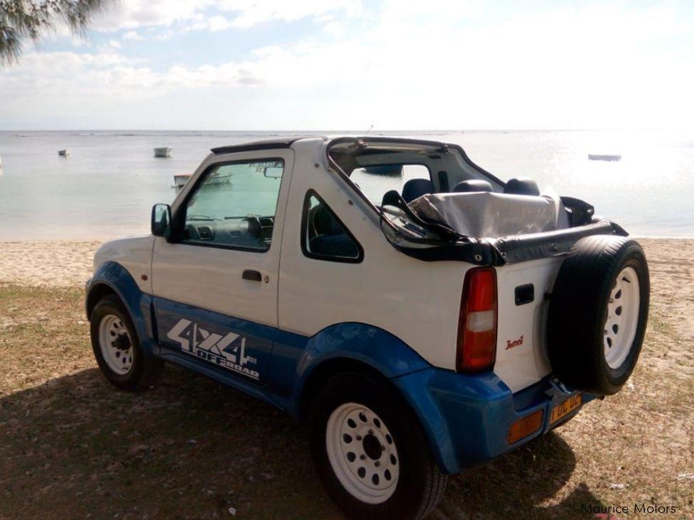 Used Suzuki JIMNY | 2002 JIMNY for sale | Vacoas Suzuki JIMNY sales | Suzuki JIMNY Price Rs 215.000 | Used cars